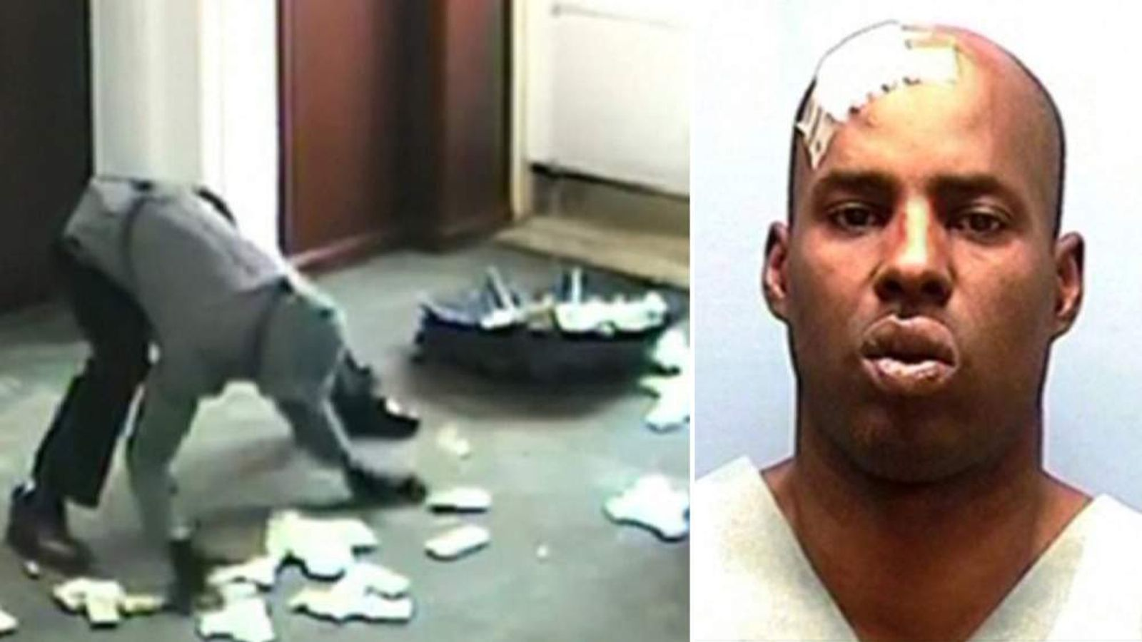 US Clumsy Bank Robber Robert Williams