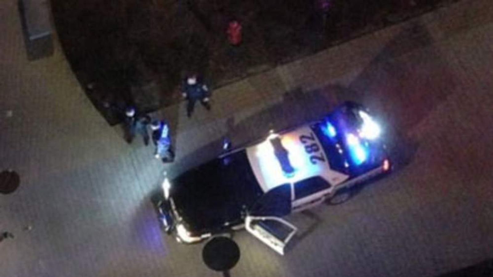 Scene Of Shooting At MIT Massachusetts Institute Of Technology