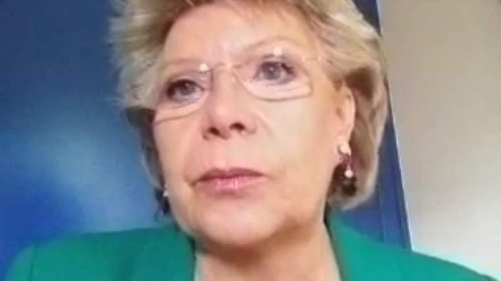 European Commissioner and Luxembourgian Viviane Reding
