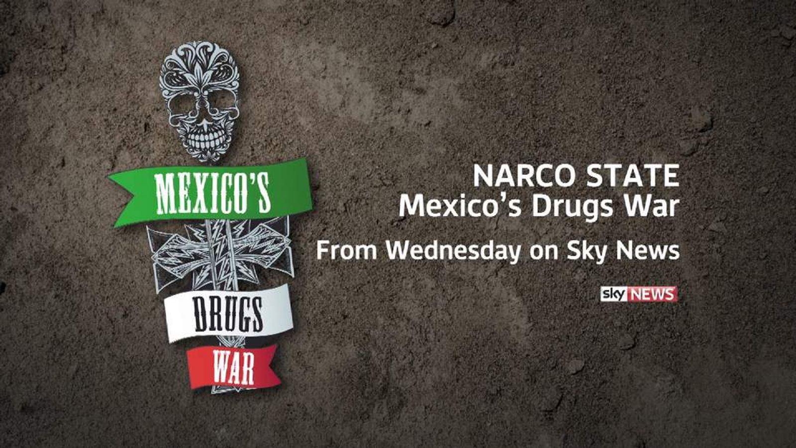 Mexico Drugs Wars promo for Wednesday