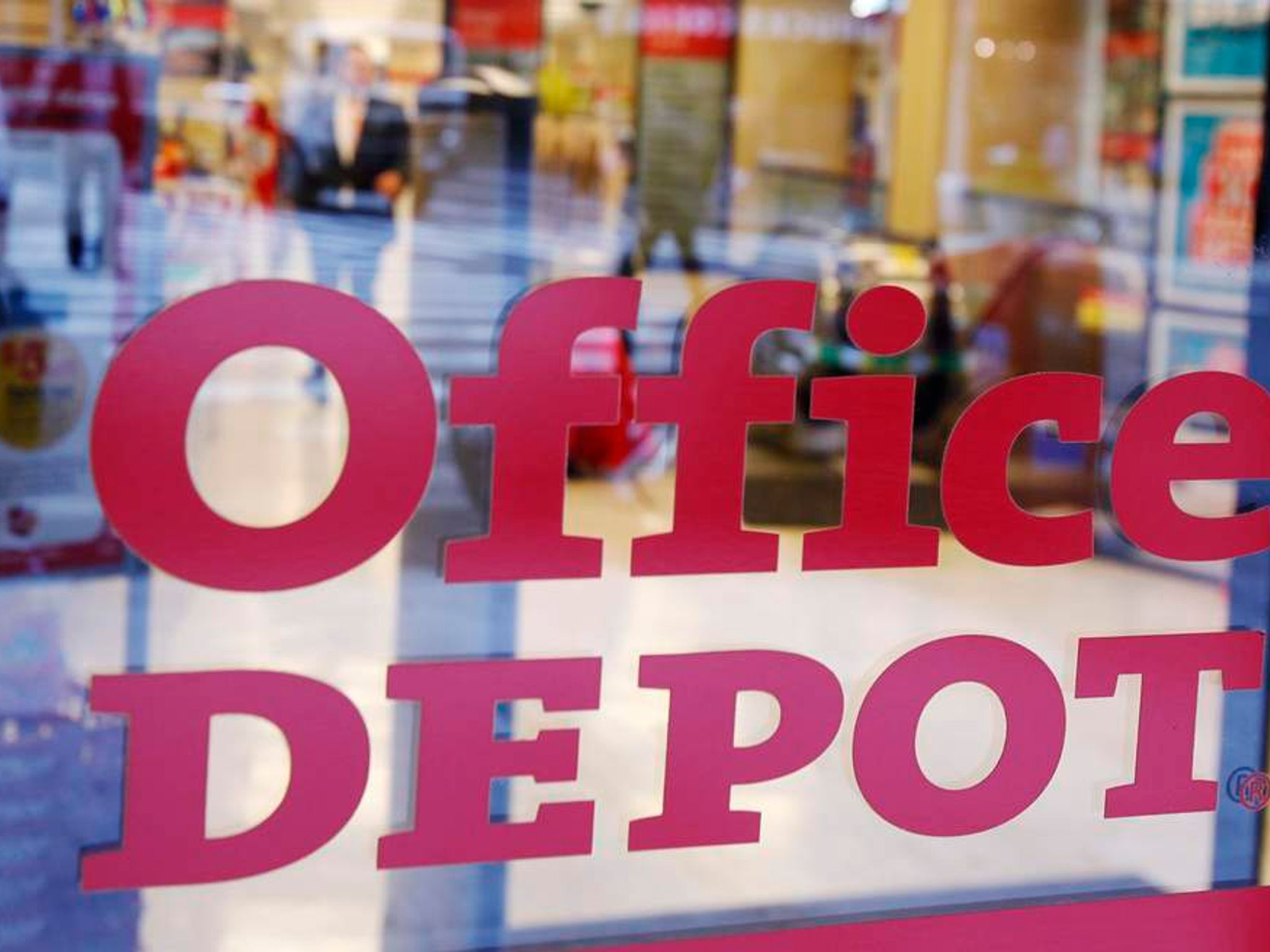Office Depot  Label Software
