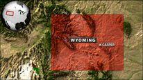 Casper College, Casper, Wyoming, where fatal stabbing took place