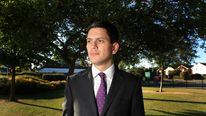 David Miliband in June 2010