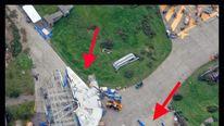 The Millennium Falcon in Star Wars Pic: Matthew Myatt – AirBourne Aviation