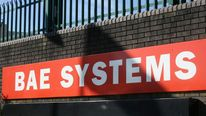 The BAE Systems logo