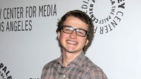 Angus T Jones of Two And A Half Men