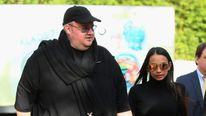 Kim Dotcom Appears At Auckland High Court
