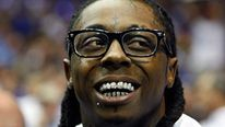 Rap artist Lil Wayne