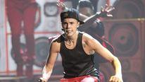 Singer Justin Bieber performs onstage
