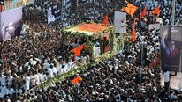 Funeral of Bal Thackeray