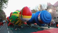 "86th Annual Macy's Thanksgiving Day Parade's ""Inflation Eve"""