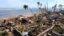Death Toll Climbs As Typhoon Bopha Pounds Southern Philippines