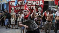 Argentina Riots After Human Trafficking Trial