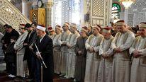 Syrian Muslim cleric Mohammed Said Ramadan al-Buti