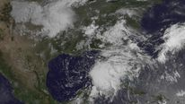 Tropical Storm Andrea First Of The 2013 Season