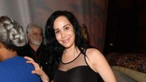 "Octomom Nadya Suleman at Spike TV's ""Guys Choice 2013"" - Backstage And Audience"