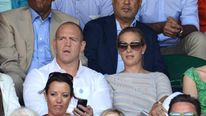 Celebrities Attend Wimbledon 2013 - Day 13