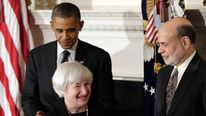 President Obama Announces Janet Yellen As His Choice To Chair Federal Reserve