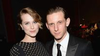 Evan Rachel Wood and Jamie Bell