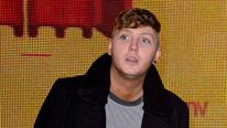 James Arthur at an album signing