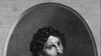 Italian painter Michelangelo Amerighi da Caravaggio