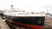 'Mini-Titanic' unveiled at Belfast museum