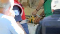 Boy stabbed in Crete