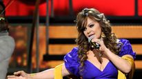 Jenni Rivera At The 11th Annual Latin GRAMMY Awards