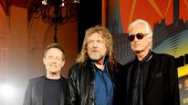 Film of 2007 Led Zeppelin reunion out October