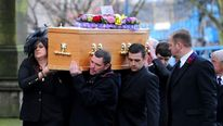 Bill Tarmey funeral