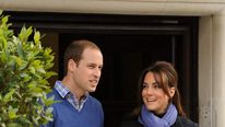 Duchess of Cambridge expecting