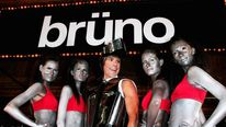 Sacha Baron Cohen at the Australian premiere of Bruno in June 2009