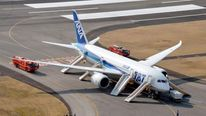 ANA Dreamliner emergency landing in Japan