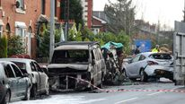 Salford double death crash