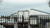 The Farmbox Meats Ltd site in Aberystwyth