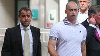 Michael Le Vell court case
