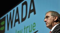 World Anti-Doping Agency (WADA) former president John Fahey