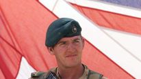 Royal Marine Sergeant Alexander Blackman, who was convicted of murdering an injured Afghan insurgent