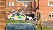 Explosives found in Mexborough