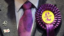 Poll shows Ukip lead ahead of vote