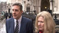 Paul and Sandra Dunham are due to be extradited to the United States