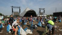 Glastonbury Festival 2014 - Aftermath