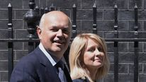 Iain Duncan Smith and Esther McVey