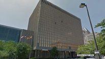 Google Street view - Baltimore Police Dept