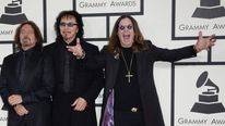 Members of the group Black Sabbath