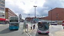 Buses in Leicester