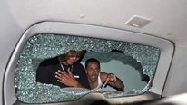 Car window allegedly shot out by Gisele Bundchen's bodyguards