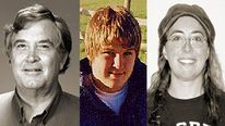 James Krumm and girlfriend Heidi Arnold who were killed by Christopher Krumm at Casper College