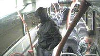 CCTV still of Dawda Jallow on a Route 35 bus on December 30, 2012