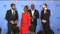 12 years a slave at the golden globes